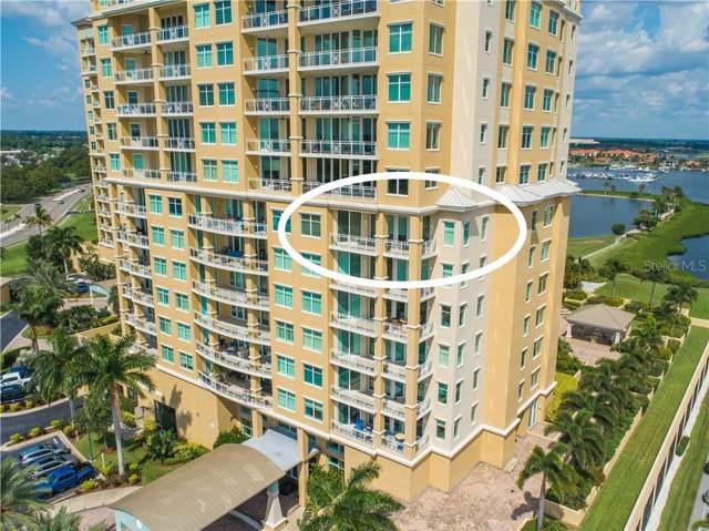 130 Riviera Dunes Way #704, Palmetto, FL 34221 (MLS #A4444854) :: Burwell Real Estate