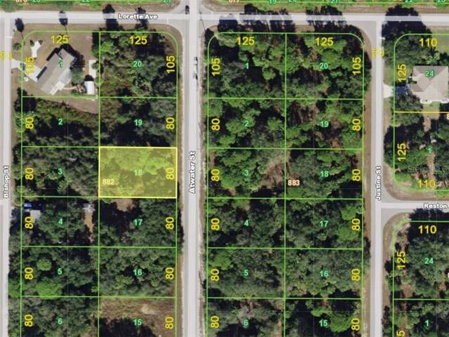 55 Atwater Street, Port Charlotte, FL 33954 (MLS #A4445013) :: Armel Real Estate