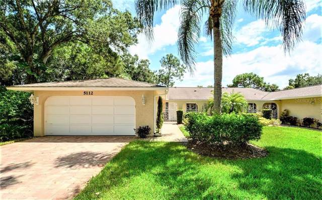 5112 Everwood Run #1, Sarasota, FL 34235 (MLS #A4445055) :: McConnell and Associates