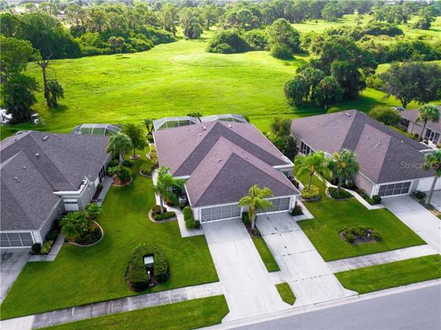 4198 Fairway Place, North Port, FL 34287 (MLS #A4445095) :: Delgado Home Team at Keller Williams