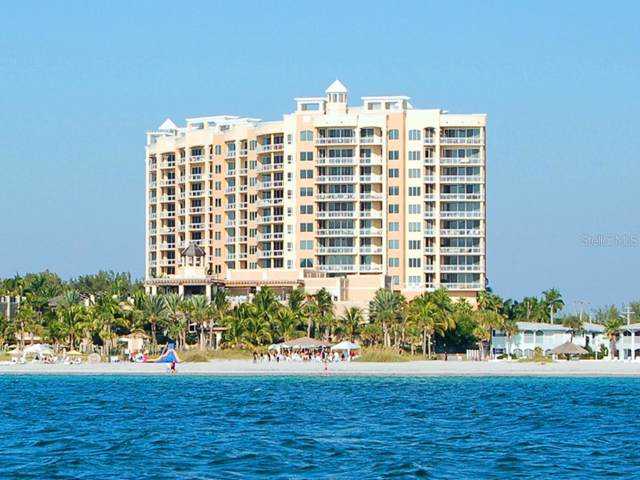 1300 Benjamin Franklin Drive #606, Sarasota, FL 34236 (MLS #A4445110) :: Homepride Realty Services