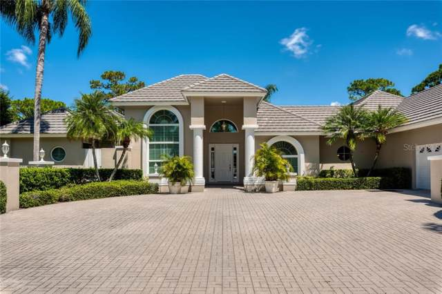 4205 Boca Pointe Drive, Sarasota, FL 34238 (MLS #A4445119) :: Cartwright Realty