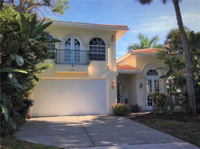 427 Woodland Drive, Sarasota, FL 34234 (MLS #A4445123) :: Andrew Cherry & Company