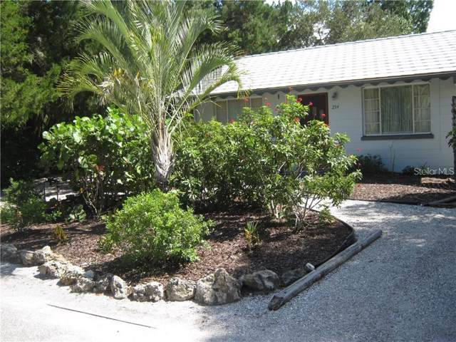 254 Garden Lane, Sarasota, FL 34242 (MLS #A4445169) :: Rabell Realty Group