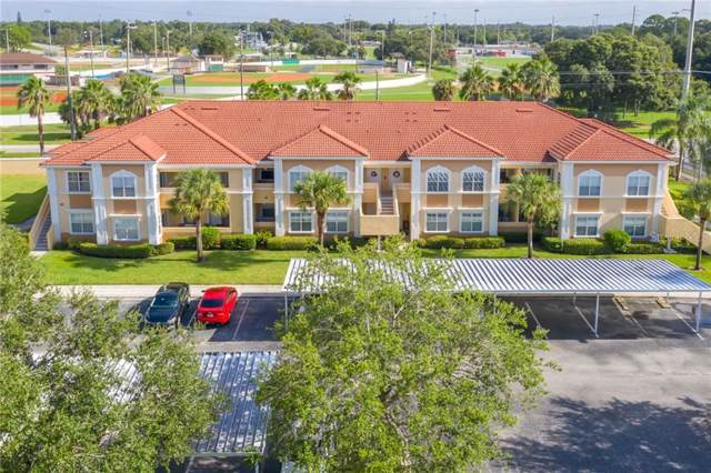 1195 Villagio Circle #201, Sarasota, FL 34237 (MLS #A4445213) :: Team 54