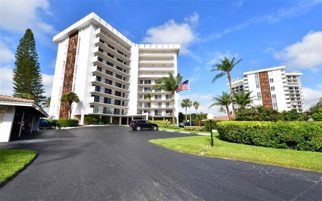 101 Benjamin Franklin Drive #35, Sarasota, FL 34236 (MLS #A4445275) :: The Comerford Group