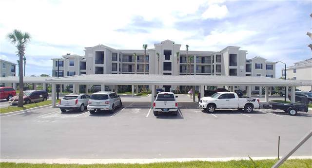 910 Tidewater Shores Loop #103, Bradenton, FL 34208 (MLS #A4445335) :: Medway Realty