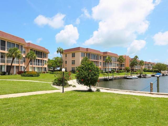4430 Exeter Drive #305, Longboat Key, FL 34228 (MLS #A4445357) :: Godwin Realty Group