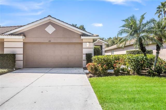 431 Fairway Isles Lane, Bradenton, FL 34212 (MLS #A4445449) :: Team 54