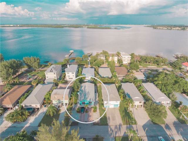2411 Avenue B, Bradenton Beach, FL 34217 (MLS #A4445477) :: Godwin Realty Group