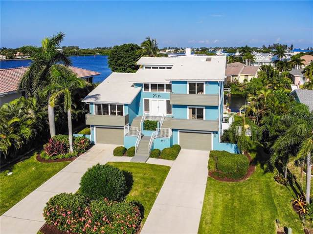 611 N Point Drive, Holmes Beach, FL 34217 (MLS #A4445567) :: Rabell Realty Group