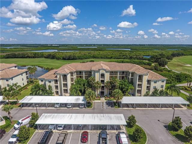 7121 River Hammock Drive #305, Bradenton, FL 34212 (MLS #A4445574) :: Armel Real Estate
