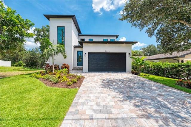 5035 Sandy Beach Avenue, Sarasota, FL 34242 (MLS #A4445640) :: Gate Arty & the Group - Keller Williams Realty Smart