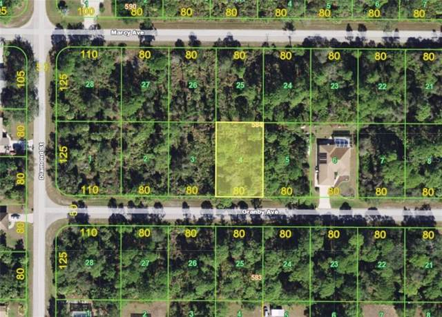 17440 Granby Avenue, Port Charlotte, FL 33948 (MLS #A4445685) :: Burwell Real Estate