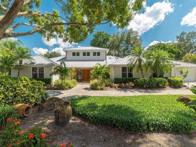 4307 Camino Real, Sarasota, FL 34231 (MLS #A4445752) :: Griffin Group