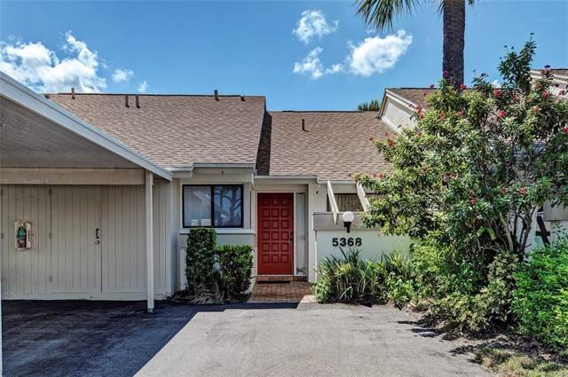 5368 Myrtle Wood Road #55, Sarasota, FL 34235 (MLS #A4445784) :: Florida Real Estate Sellers at Keller Williams Realty