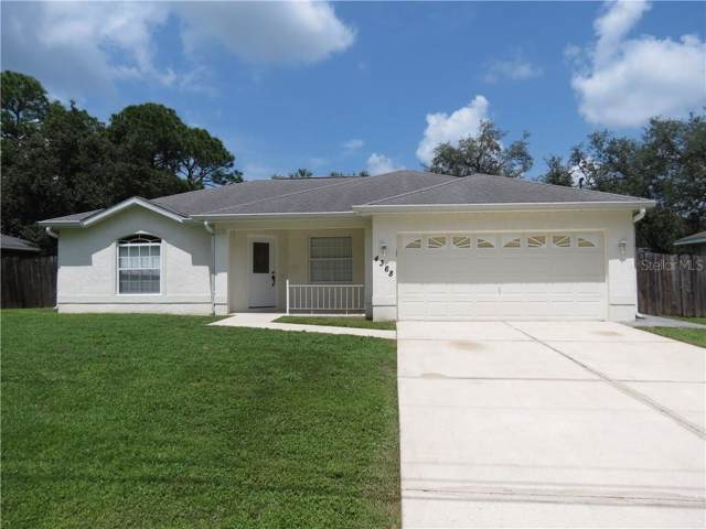 4368 Sunburst Avenue, North Port, FL 34286 (MLS #A4445806) :: Cartwright Realty