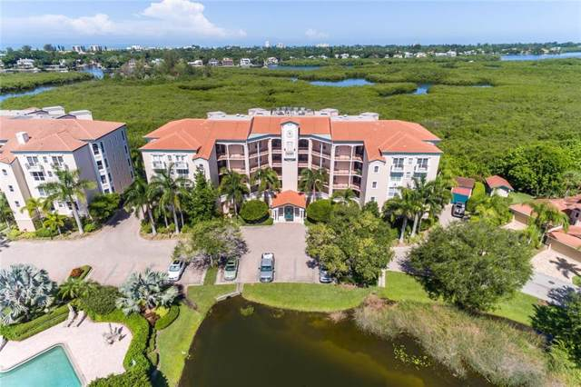 5420 Eagles Point Circle #105, Sarasota, FL 34231 (MLS #A4445854) :: Griffin Group