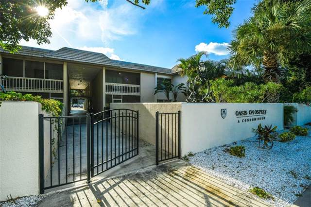 3360 S Osprey Avenue 205B, Sarasota, FL 34239 (MLS #A4445891) :: Gate Arty & the Group - Keller Williams Realty Smart