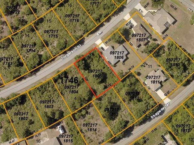 Torgerson Street, North Port, FL 34291 (MLS #A4445900) :: Homepride Realty Services