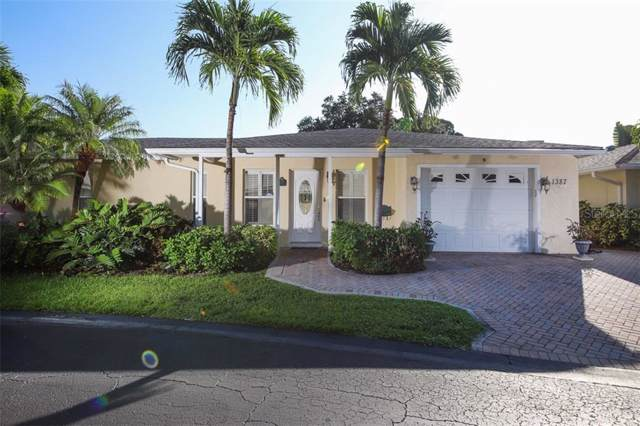 1387 Moonmist Drive G-2, Sarasota, FL 34242 (MLS #A4445952) :: Zarghami Group