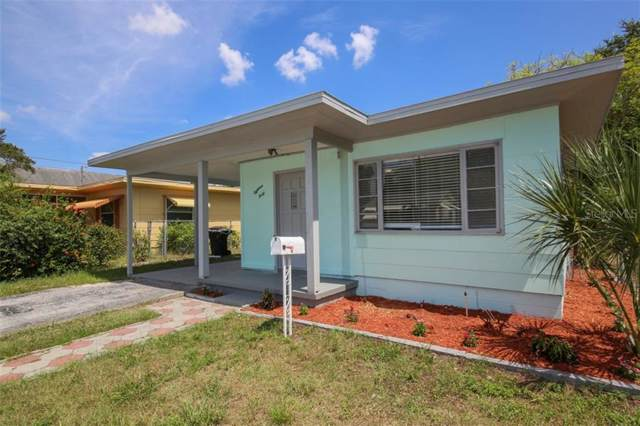 1840 40TH Street S, St Petersburg, FL 33711 (MLS #A4445969) :: GO Realty