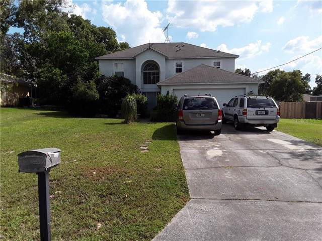 13412 Barlington Street, Spring Hill, FL 34609 (MLS #A4446076) :: Griffin Group