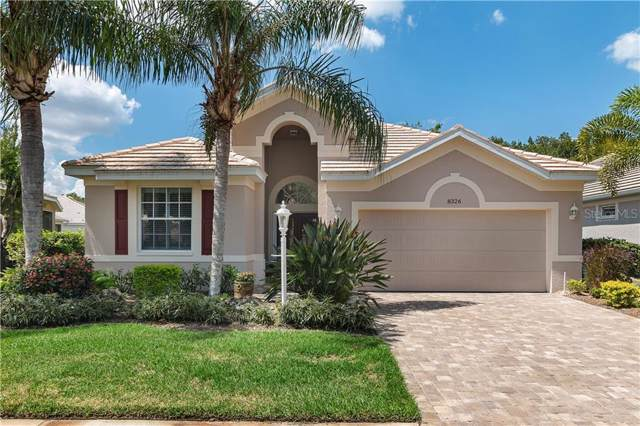 8326 Whispering Woods Court, Lakewood Ranch, FL 34202 (MLS #A4446112) :: White Sands Realty Group