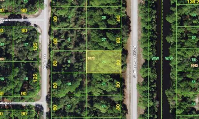 107 Collingswood Boulevard, Port Charlotte, FL 33954 (MLS #A4446133) :: White Sands Realty Group
