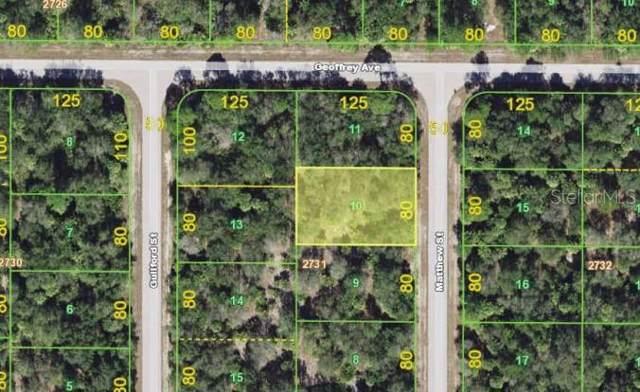 3079 Matthew Street, Port Charlotte, FL 33948 (MLS #A4446135) :: Premier Home Experts