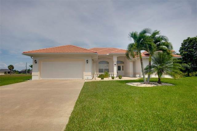 7406 Sweet Alyssum, Punta Gorda, FL 33955 (MLS #A4446162) :: 54 Realty