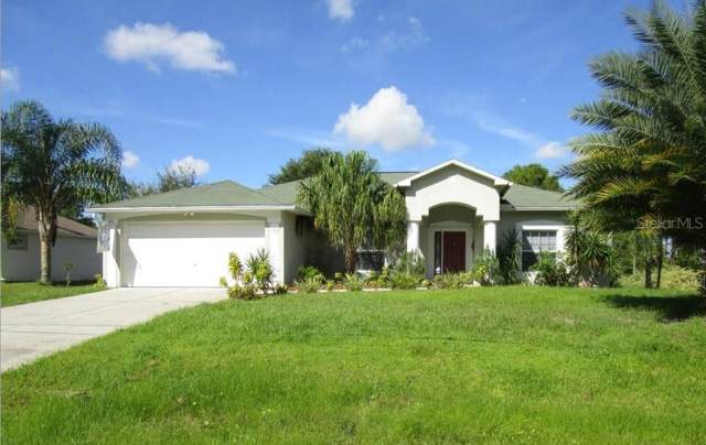1203 Milan Street, North Port, FL 34286 (MLS #A4446183) :: Florida Real Estate Sellers at Keller Williams Realty