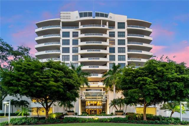 401 S Palm Avenue #402, Sarasota, FL 34236 (MLS #A4446224) :: Zarghami Group