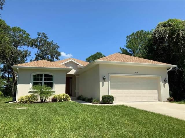105 Red Cedar Park, Rotonda West, FL 33947 (MLS #A4446238) :: Team Bohannon Keller Williams, Tampa Properties