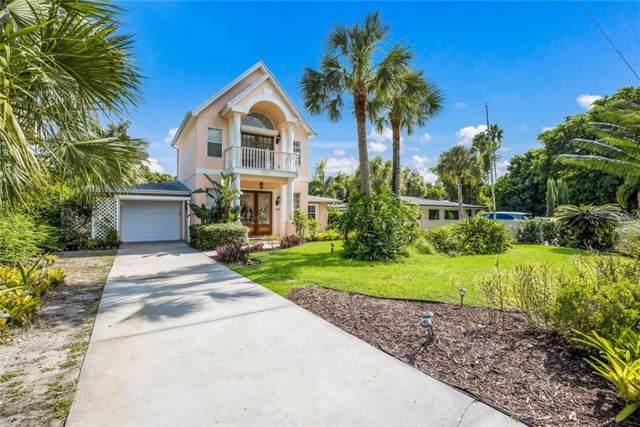 420 Sapphire Drive, Sarasota, FL 34234 (MLS #A4446263) :: Andrew Cherry & Company