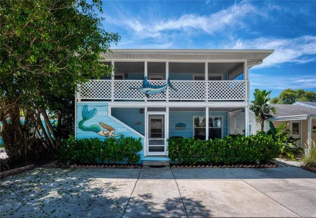 516 Canal Road, Sarasota, FL 34242 (MLS #A4446336) :: The Robertson Real Estate Group