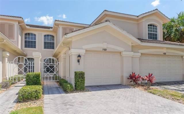 7187 Prosperity Circle #202, Sarasota, FL 34238 (MLS #A4446340) :: The Light Team