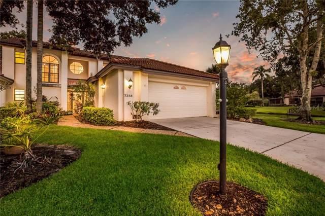 7358 Oak Moss Drive #3, Sarasota, FL 34241 (MLS #A4446341) :: EXIT King Realty