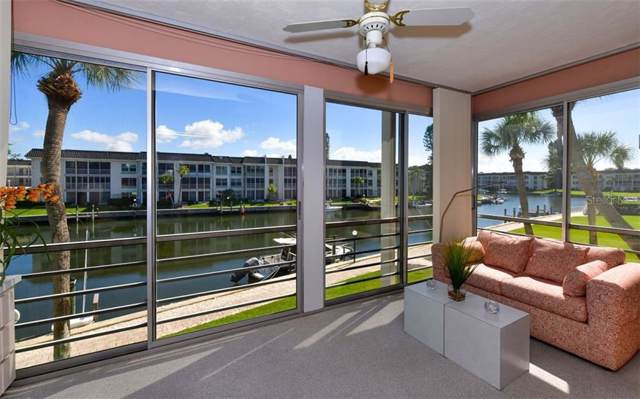 4360 Chatham Drive F203, Longboat Key, FL 34228 (MLS #A4446344) :: Zarghami Group