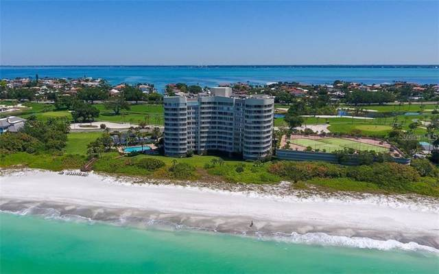 775 Longboat Club Road Ph 2, Longboat Key, FL 34228 (MLS #A4446360) :: Griffin Group