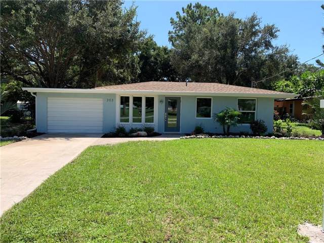 203 Palm Avenue, Nokomis, FL 34275 (MLS #A4446384) :: Cartwright Realty