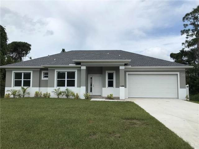 3490 Sunset Beach Drive, Venice, FL 34293 (MLS #A4446391) :: Griffin Group