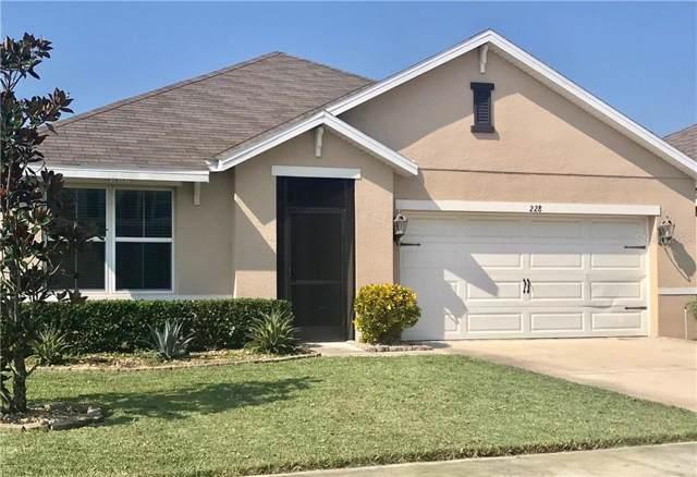228 Lone Dove Lane, Bradenton, FL 34212 (MLS #A4446476) :: Delgado Home Team at Keller Williams