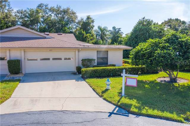 4577 Lake Vista Drive #18, Sarasota, FL 34233 (MLS #A4446509) :: Dalton Wade Real Estate Group