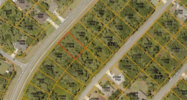 S San Mateo Drive, North Port, FL 34288 (MLS #A4446536) :: Griffin Group