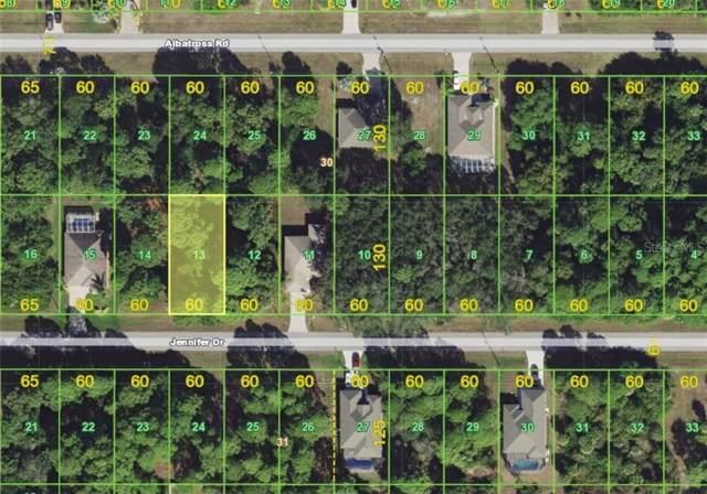 204 Jennifer Drive, Rotonda West, FL 33947 (MLS #A4446628) :: CENTURY 21 OneBlue