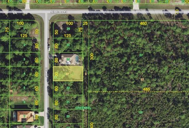205 Jade Street, Rotonda West, FL 33947 (MLS #A4446630) :: Cartwright Realty