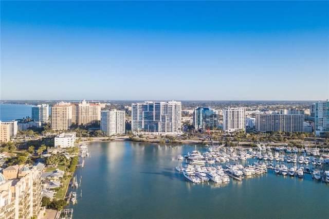 1111 N Gulfstream Avenue 4E, Sarasota, FL 34236 (MLS #A4446694) :: Alpha Equity Team