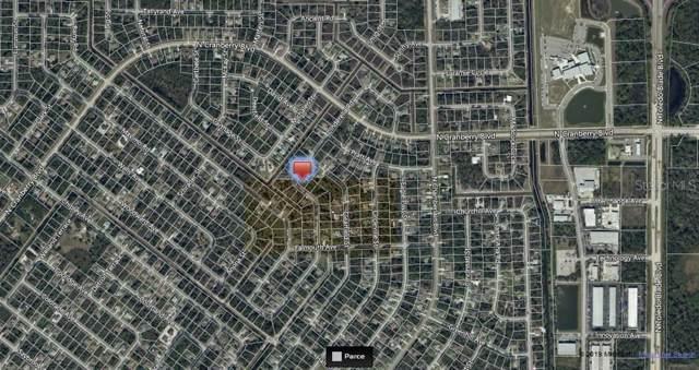 Cinderella Road, North Port, FL 34286 (MLS #A4446710) :: Florida Real Estate Sellers at Keller Williams Realty