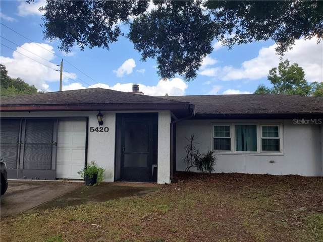 5420 Durango Avenue, Sarasota, FL 34235 (MLS #A4446758) :: EXIT King Realty